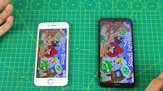 Speedtest Nokia X6 vs iPhone 6s: kết thúc bất ngờ (Snapdragon 636 vs Apple A9)