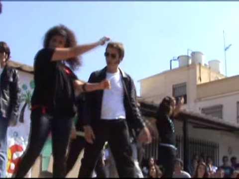 Grease En El Pregón 2009 De Las Fiestas Del CES San José