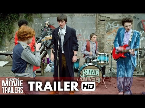 SING STREET Official Trailer - Musical Drama [HD]