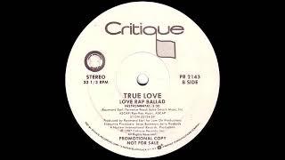 True Love - Love Rap Ballad (Instrumental)