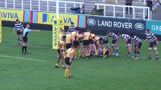 Newcastle U18s vs Wasps U18s Highlights