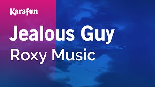 Karaoke Jealous Guy - Roxy Music *