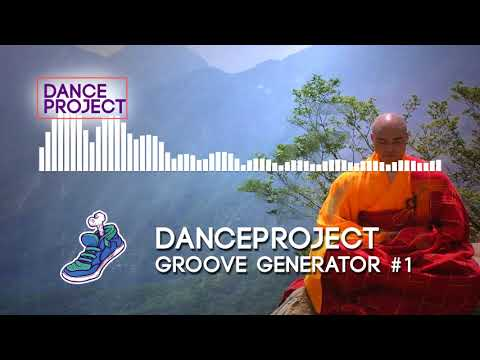 Danceproject - Groove Generator #1 | Vintage Kung Fu Movies Edition