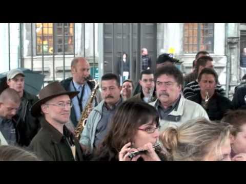 Doudou 2009 - doudou repetition de la musique du lumeçon