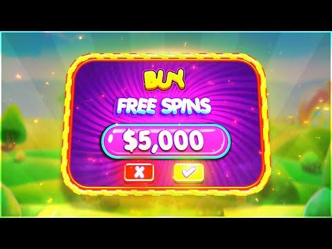 $5000 FRUIT PARTY BONUS BUY! (roobet)