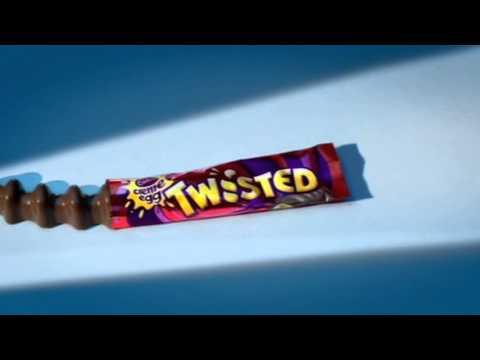 Cadbury Crème Egg Twisted: Terminator