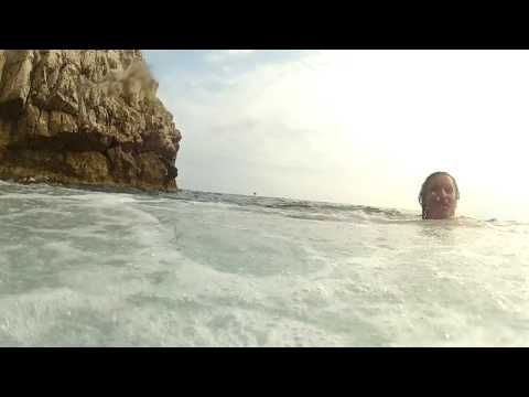 Backflip cliff Dive 5M - Nice france (Cap de Nice)