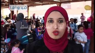 بالفيديو مهرجان أطفالنا مستقبلنا بالمتحف المصري