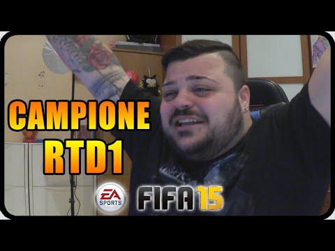 FIFA 15 RTD1 : CAMPIONEEEEEE ! [60FPS]