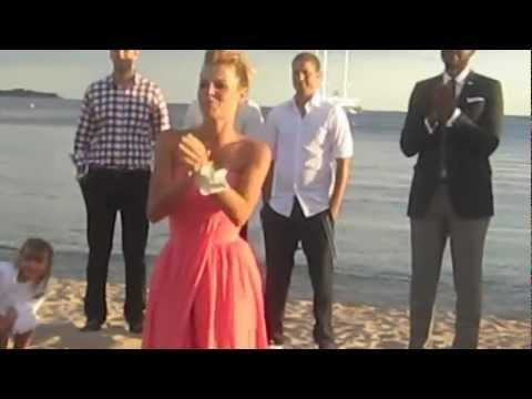 Part 2 Chris Brown Forever Wedding Entrance Mariage Charlene Et