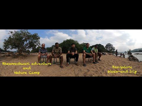 Bheemeshwari Adventure And Nature Camp | Week End Trip | Jungle Resort | Road Trip