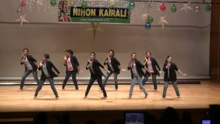 Nihon Kairali X'Mas 2013 Ladies dance for the song Thattum muttum thalam...