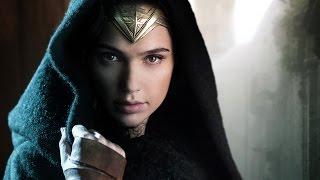 Nuevos detalles de Wonder Woman y Justice League!