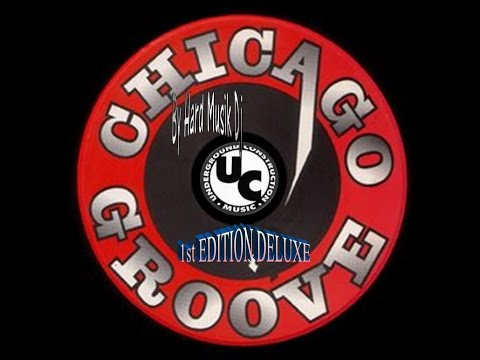 CHICAGO HARD HOUSE VOLUME 01