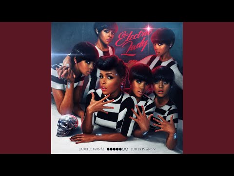 Janelle Monae - The Electric Lady (2013) (Full Album) (Deluxe Edition)