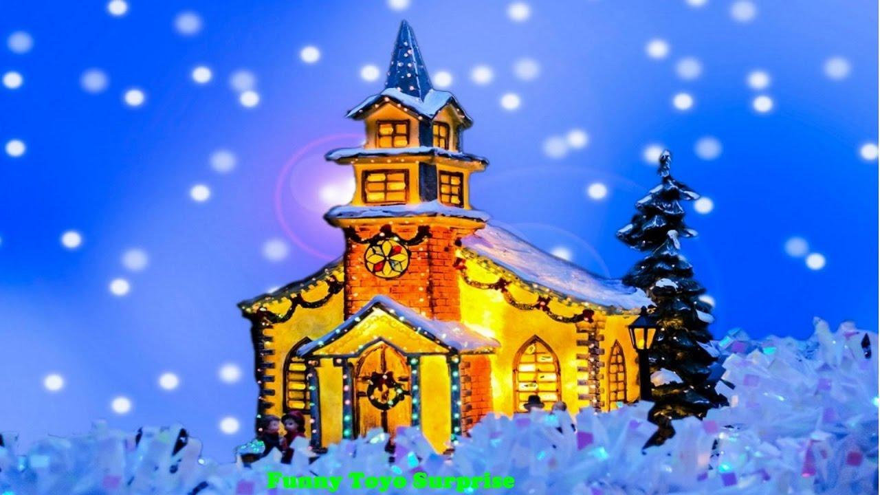 O Come All Ye Faithful ! Christmas Carol Children Song Cartoon Animation Nursery Rhimes Kids ...
