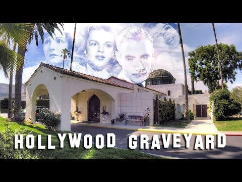 FAMOUS GRAVE TOUR - Hollywood Forever #1 (Judy Garland, Clifton Webb, etc.) Mp3