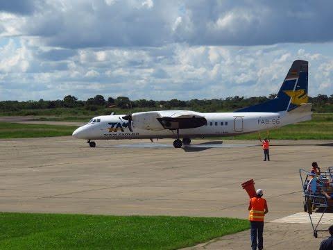 TAM Bolivia MA-60 - Flight from Trinidad Teniente J H Arauz (TDD) to Cochabamba J Wilsterman (CBB)