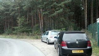 R32 TOP SPEED RUN 170MPH IN GERMANY vw 4 motion golf R JDK CARS KEN BLOCK'S got nothing on me