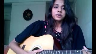 """Saajna Re""""   Gajendra Verama   Romantic Sad Songs   ( Female - Cover By Asmita Joshi )"""