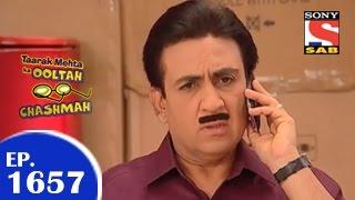 Taarak Mehta Ka Ooltah Chashmah - तारक मेहता - Episode 1657 - 23rd April 2015