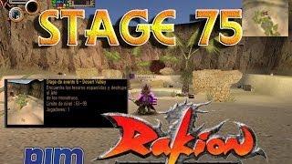 "Rakion - Nuevo Stage 6 ""Stage 75"" ""DesertValle"""