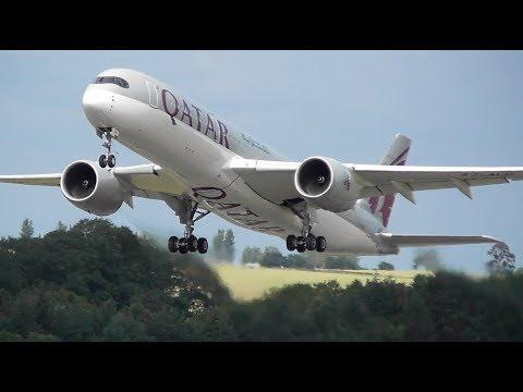 Summer Plane Spotting at Edinburgh Airport, EDI | 19-07-18