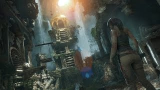 [NA] Rise of the Tomb Raider Gameplay Reveal