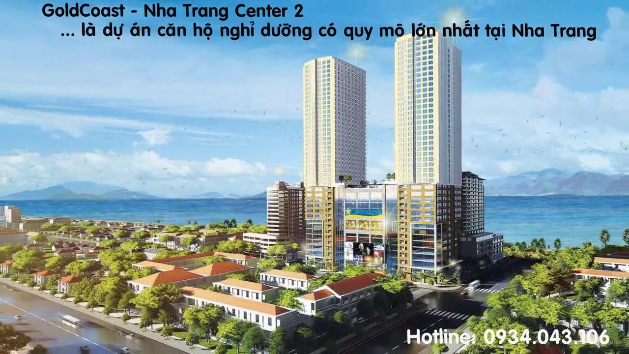 Căn Hộ Gold Coast Nha Trang – Nha Trang Center 2 – 0938 123 949