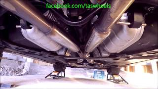 370Z Catback exhaust install / story