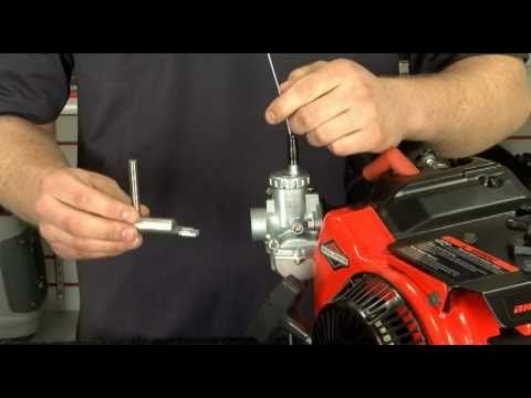 How to Use a Slide Restrictor System on a Briggs & Stratton Racing Engine