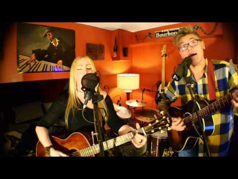 "JoPo & Danny Shamess cover ""Goin' to California"" Led Zeppelin Cover"
