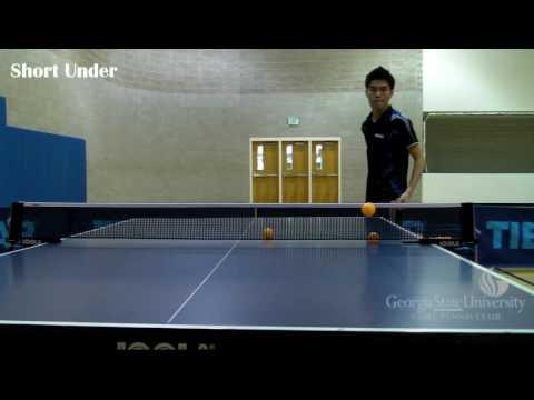 Serve Practice - Req. by Ma Long of MyTT.