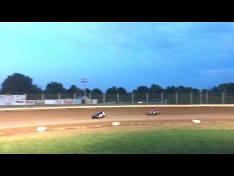Sharon Speedway practice