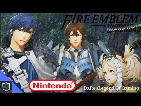 Fire Emblem Warriors | Nintendo Switch Trailer REACTION & DISCUSSION | Characters List | DRL Reacts