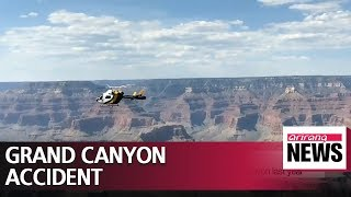 Grand Canyon accident, ongoing issue with legal disputes and medical bills