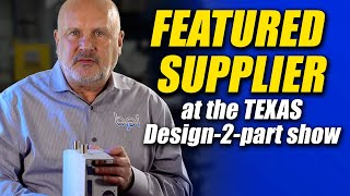 Meet the casting experts at the Texas Design-2-part Show - Batesville Castings