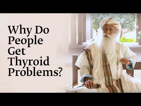 Why Do People Get Thyroid Problems?