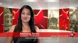PT 35 Anos - Andressa Furini