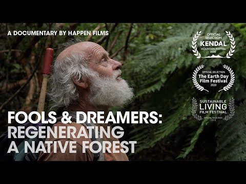 Man Spends 30 Years Turning Degraded Farmland Back To Beautiful Native Forest | Fools & Dreamers