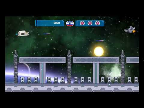 Aerospace Forces Gameplay (PC Game).