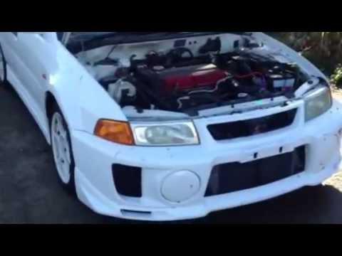 Mitsubishi Lancer Evo 4 Moded. Awd Turbo   YouTube