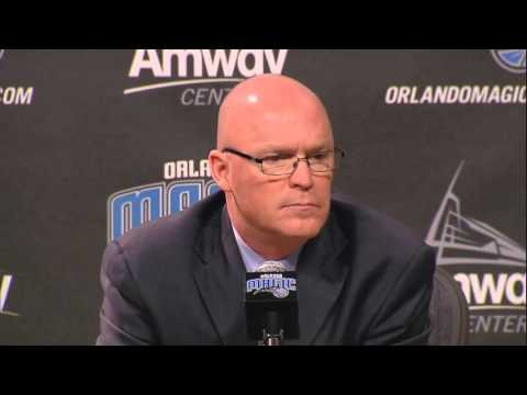 Scott Skiles -- Magic vs. Mavericks postgame 2/19/16