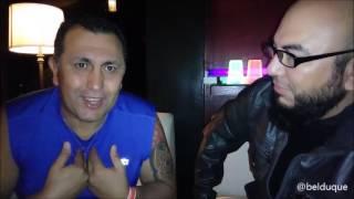 Entrevista con el actor de doblaje Marcos Patiño
