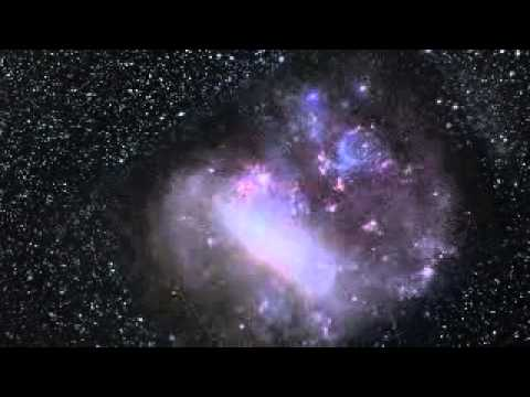 Zooming in on glowing gas clouds NGC 2014 and NGC 2020