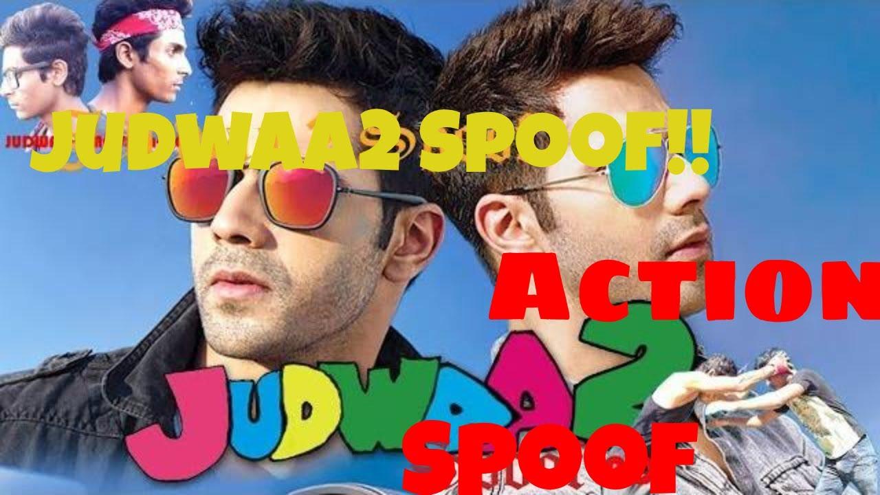 Judwaa 2 Spoof | Pakau India | Judwaa 2 New 2017 | Action| Funnnn| Entertainment | Varun Dhawan Film
