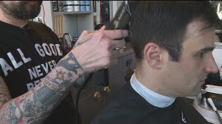 Sacramento Barber Shop Employees Quit Following Supreme Court Ruling