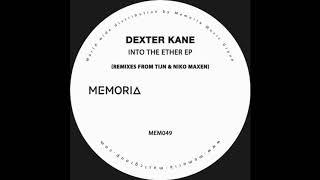 Dexter Kane - Thunderbird (Original Mix) [Memoria Recordings]