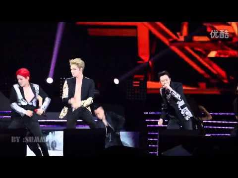 [Summer]140823 JYJ Beijing concert - Baboboy