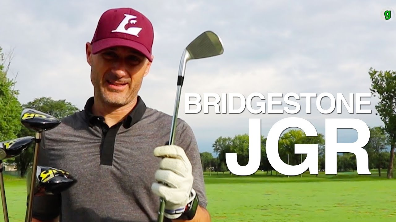 Bridgestone Golf JGR Series Full Bag Review